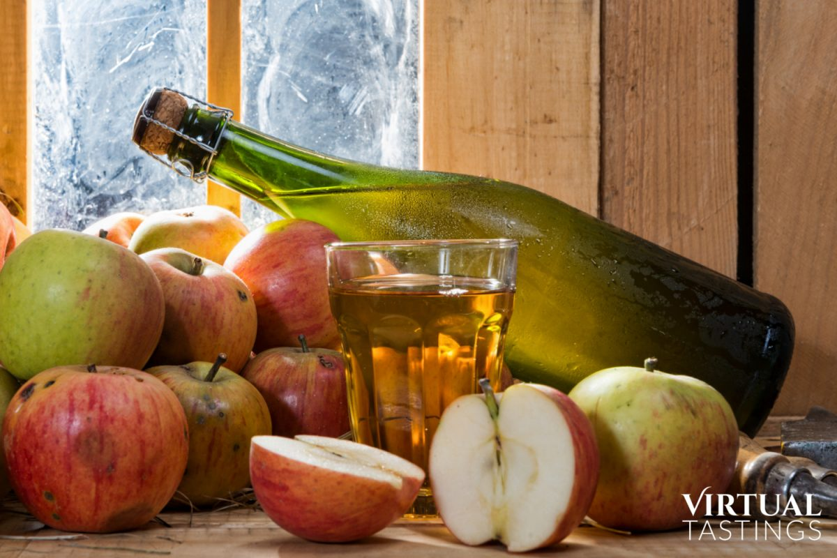 Book your virtual cider tasting event