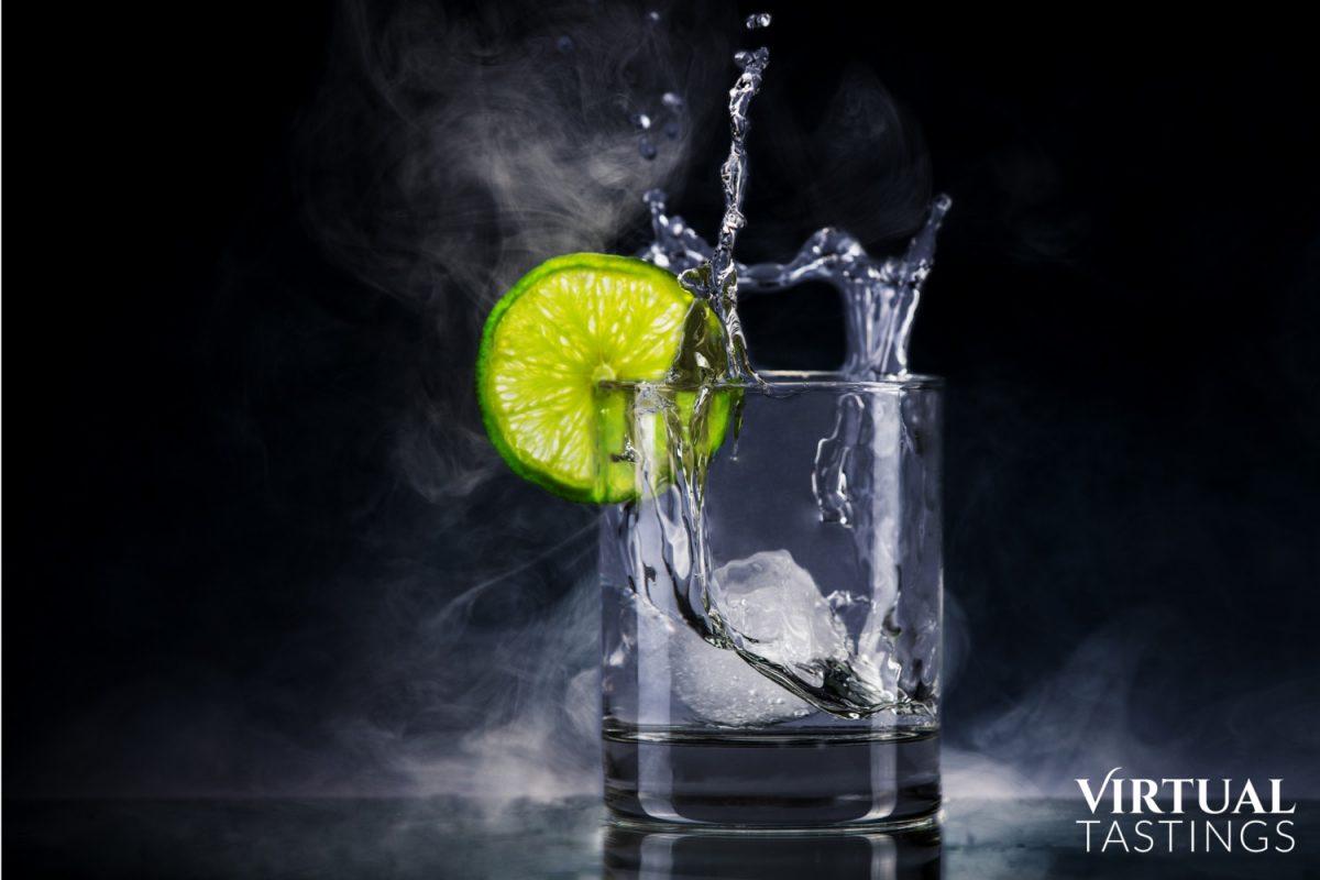 Book a virtual gin tasting