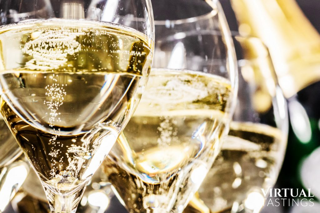 Book your sparkling wine tasting