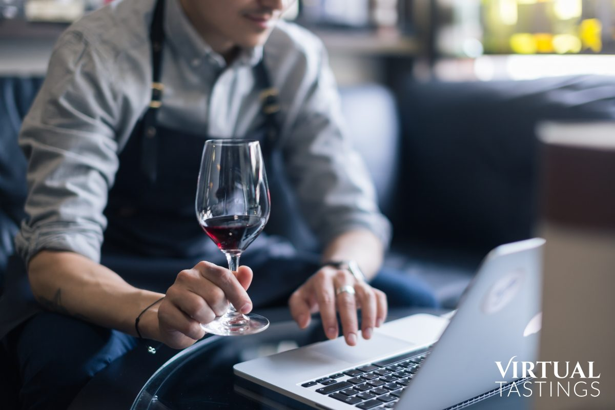 Novel Wines Virtual Tastings